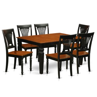 Darby Home Co Armentrout 7 Piece Dining Set