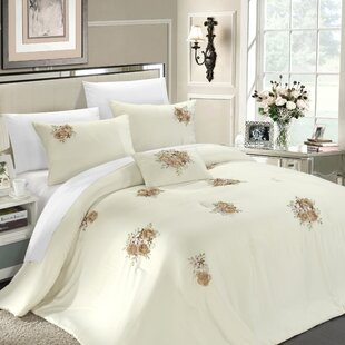 Chic Home Rosetta 5 Piece Comforter Set