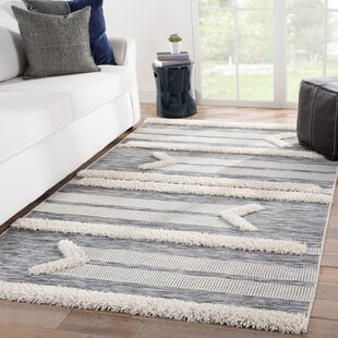 Valparaiso Tribal Gray/Beige Indoor/Outdoor Area Rug