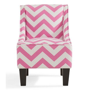 Feliz Kids Swoop Chair by Harriet Bee