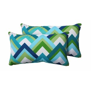 Resort Outdoor Lumbar Pillow (Set of 2)