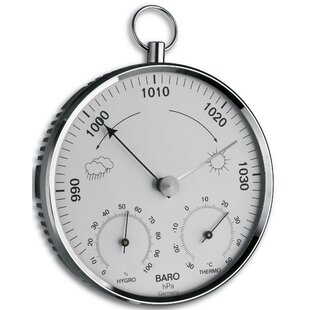 Barometer, Thermometer And Hygrometer By Symple Stuff