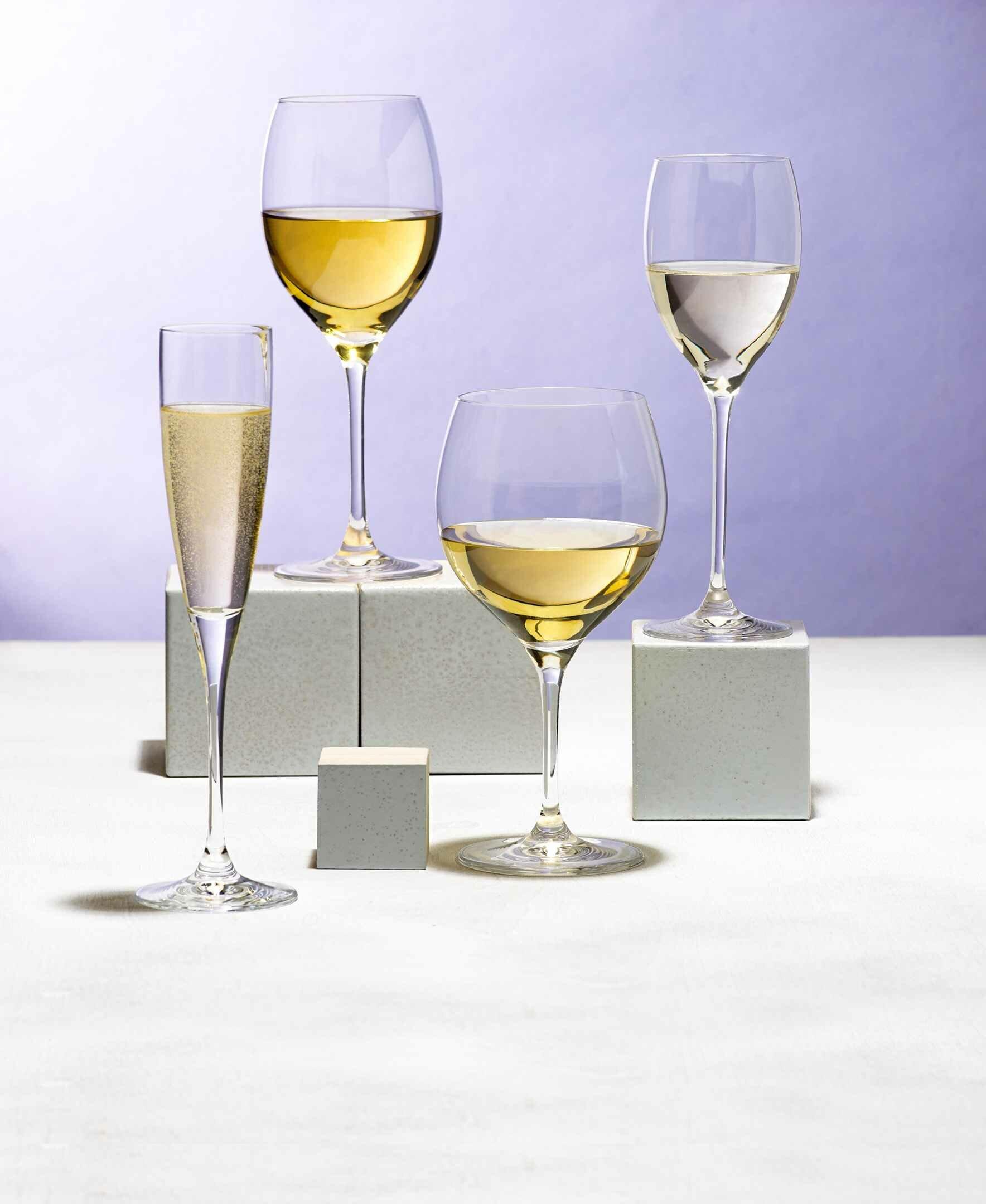 "8/"" Tall Villeroy /& Boch Crystal Balloon Wine Glass or Goblet"