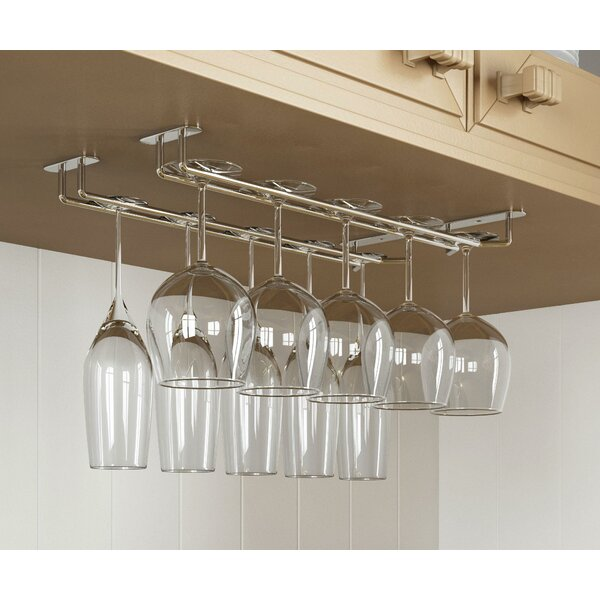 Lizette Hanging Wine Gl Rack