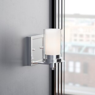 Best Choices Bethea 1-Light Wall Sconce By Ebern Designs