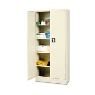Space Mizer Storage Cabinet in Putty