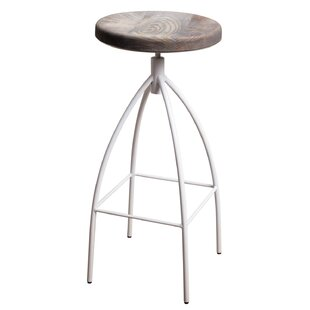 Jennifer 30.65 Bar Stool Gracie Oaks