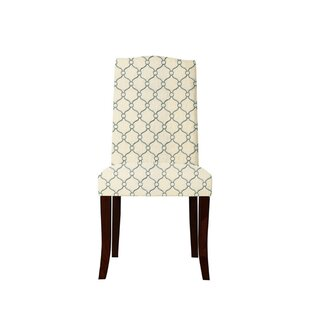 Red Barrel Studio Trinity Place Upholstered Dining Chair (Set of 2)