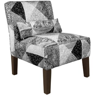 Passmore Slipper Chair by Ebern Designs