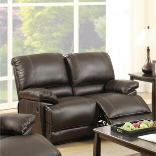 Rozek Reclining Loveseat by Charlton Home