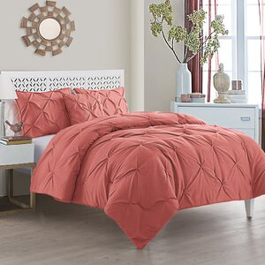 Pamella 4 Piece Comforter Set