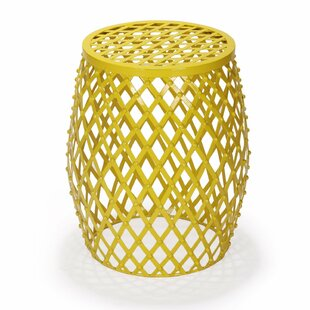 Homebeez Wire Round Side Table