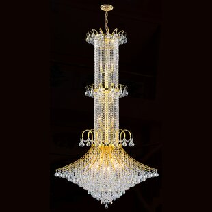 House of Hampton Carson 20-Light Empire Chandelier