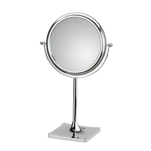 Looking for Mirror Pure Doppiolo Magnifying Cosmetic Mirror By WS Bath Collections