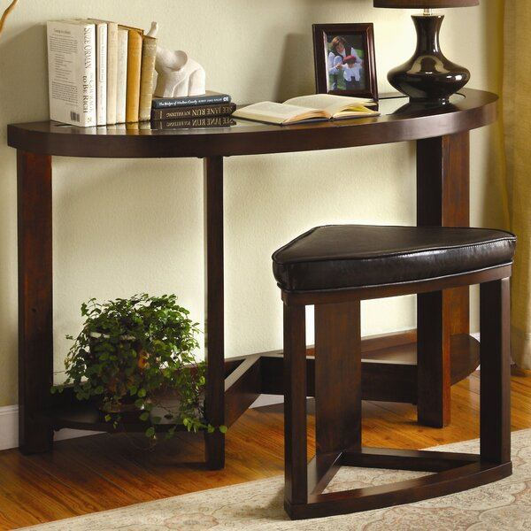 Wonderful Console Table With Stools | Wayfair HZ92