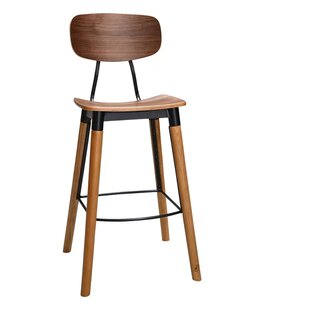 Buy clear Crothers Counter Stool by 17 Stories Reviews (2019) & Buyer's Guide