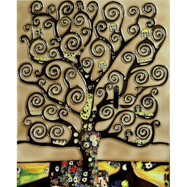 Tori Home \'Tree of Life\' by Gustav Klimt Wall Art | Wayfair.ca