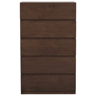 Langelier 5 Drawer Chest by Latitude Run Great price