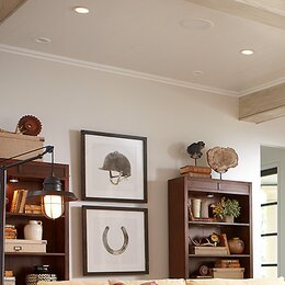 recessed lighting - Lights For Living Room Walls