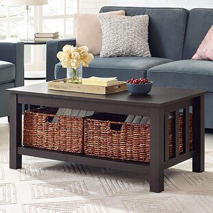 Denning Storage Coffee Table by Andover M..