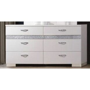 Mccormack 8 Drawer Double Dresser