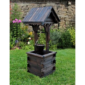 Lawn Accent Wishing Well
