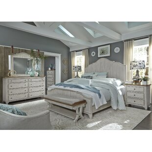 Clairmont Panel Configurable Bedroom Set by Highland Dunes