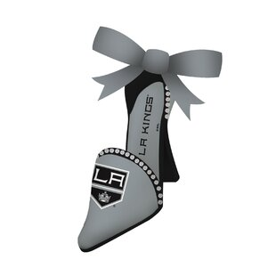 NHL Team Shoe Ornament ByTeam Sports America