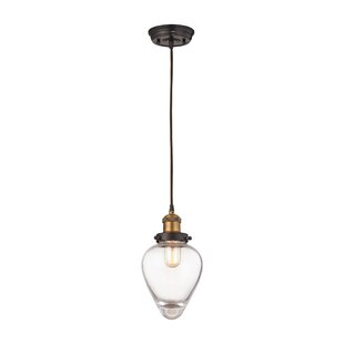 17 Stories Cyprien 1-Light Novelty Pendant