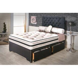 Katarina Pocket Memory Divan Bed By Marlow Home Co.