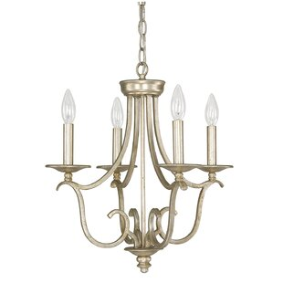 House of Hampton Cecil 4-Light Candle Sty..