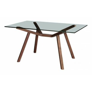 Mallery Solid Wood Dining Table