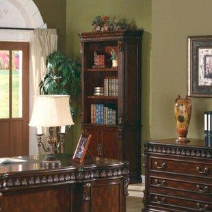Fast Standard Bookcase by Astoria Grand