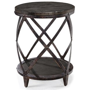17 Stories Ensley End Table
