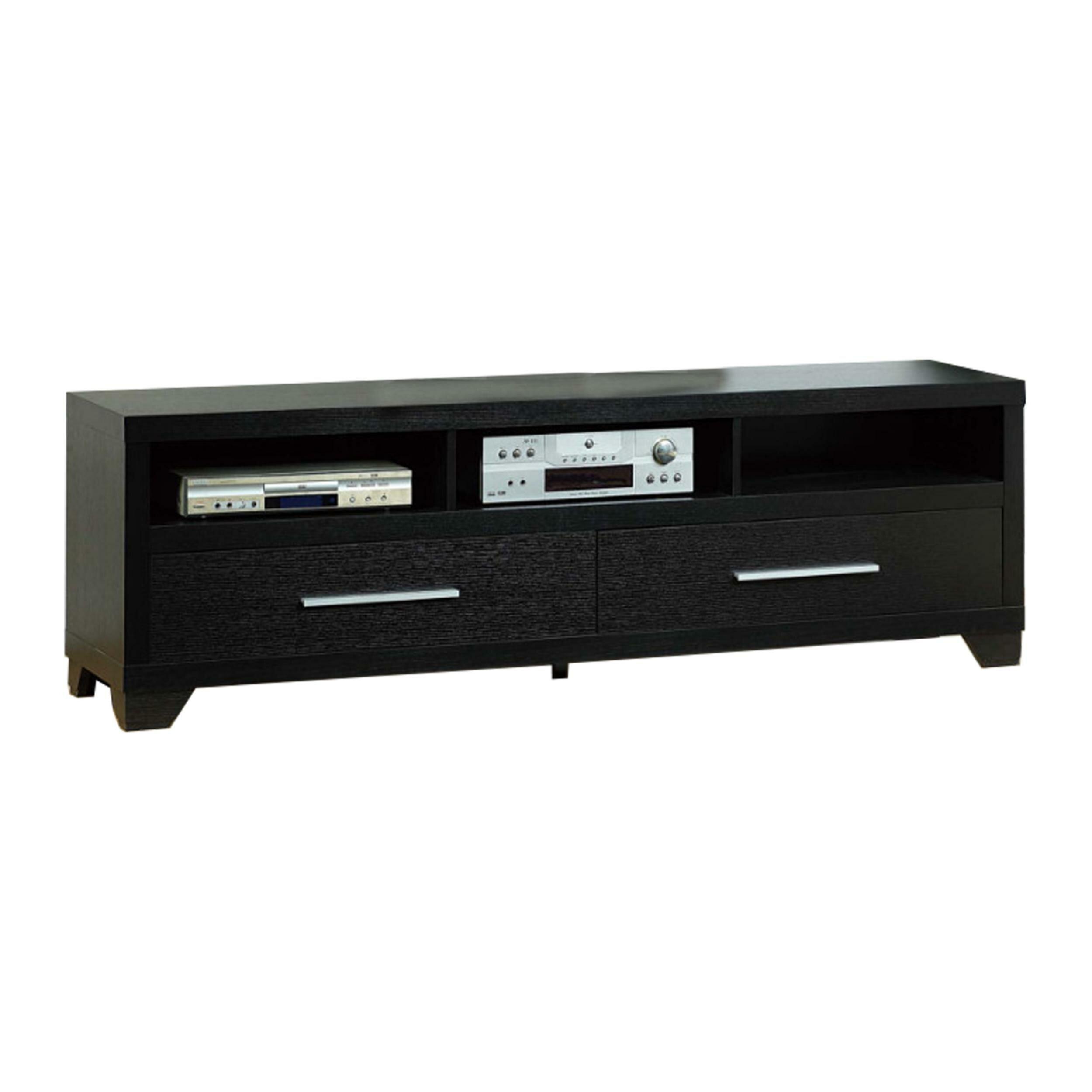 "Orren Ellis Ivey Solid Wood TV Stand for TVs up to 85"" | Wayfair"