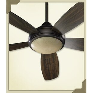 Ceiling fan blades youll love wayfair 205 ceiling fan blade set set of 5 mozeypictures Images