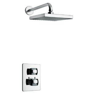 LaToscana Lady Thermostatic Shower Faucet with Valve