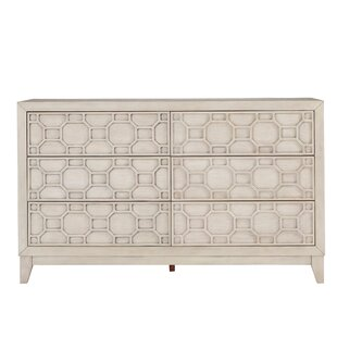 Keppler 6 Drawer Double Dresser by Wrought Studio