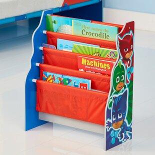 PJ Masks 60cm Bookcase by PJ Masks