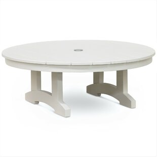 August Grove Oshawa Round Conversation Dining Table