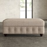 Quitaque Upholstered Storage Bench by Greyleigh™