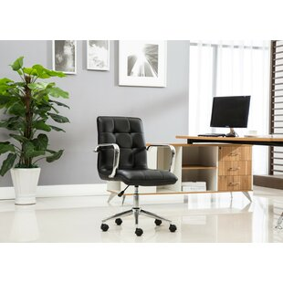 Warlick Adjustable Swivel Task Chair