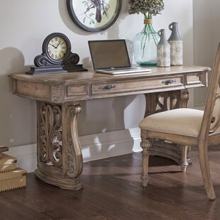 Apremont Solid Wood Writing Desk