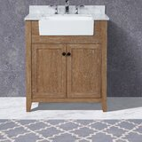 Mulhern 30 Single Bathroom Vanity Set by Millwood Pines