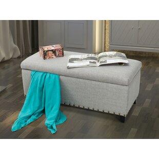 Charlton Home Cobham Upholstery Storage B..