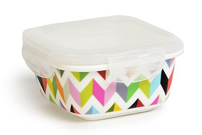 French Bull Ziggy 9.1 Oz. Food Storage Container