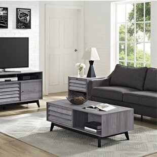 Dover 2 Piece Coffee Table Set Trent Austin Design