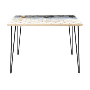 Eisenhauer Dining Table by Bungalow Rose