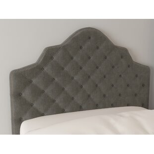 Christophe Upholstered Panel Headboard by Willa Arlo Interiors