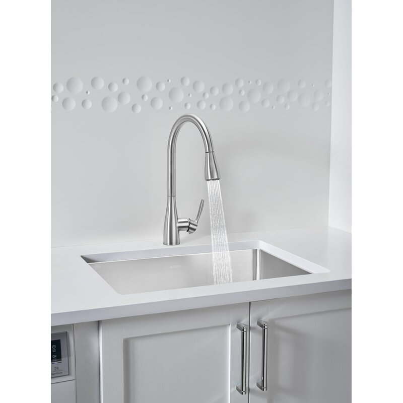Blanco Atura Pull Down Single Handle Kitchen Faucet